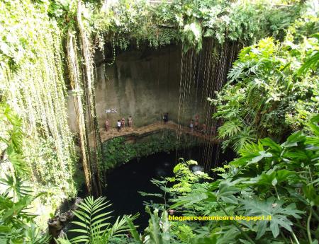 i #cenotes del #Messico