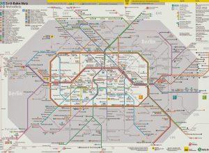 Come arrivare a #Berlino dall'aeroporto di Tegel e come muoversi nella capitale tedesca?