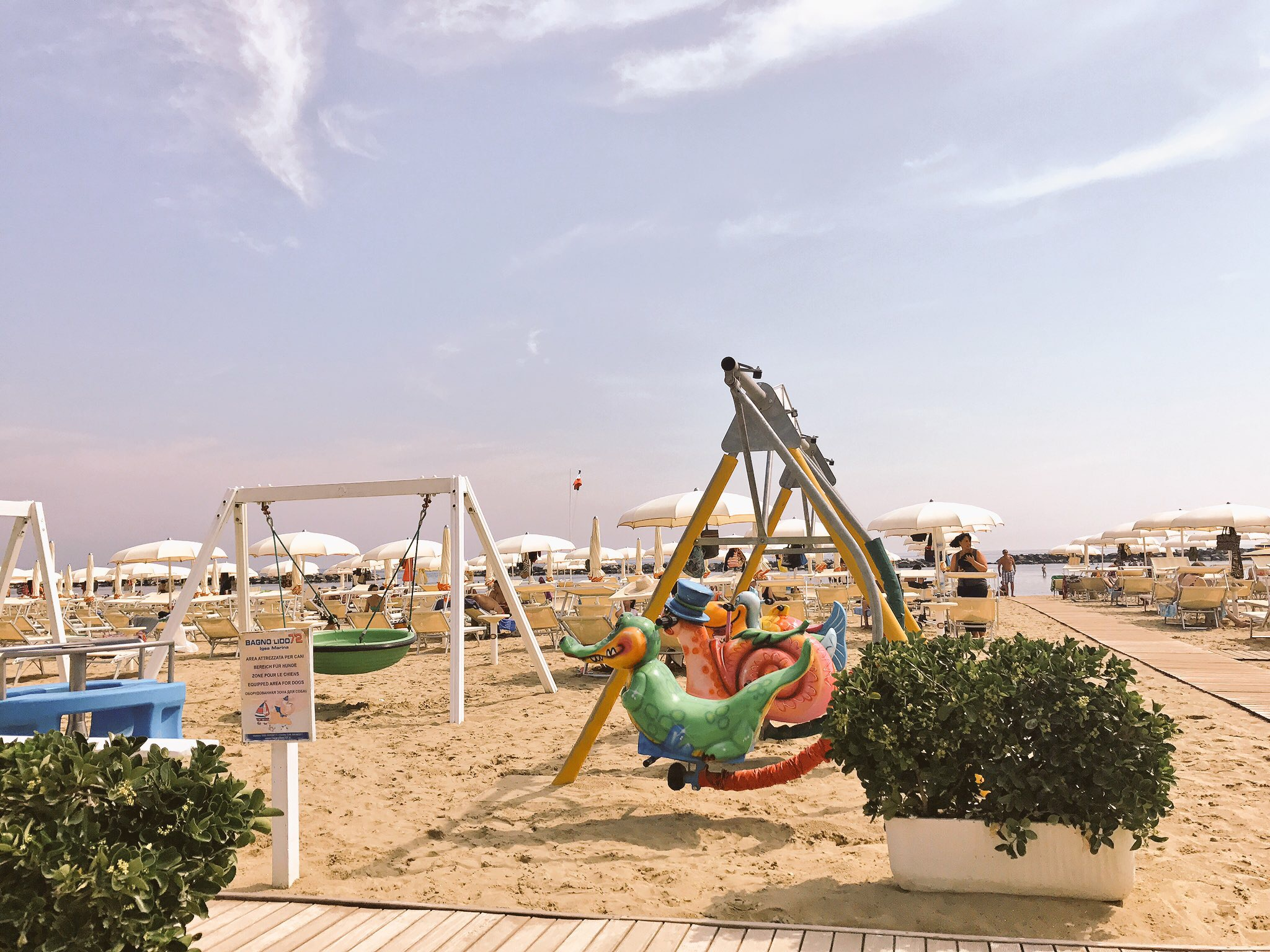 Parco Giochi Bagni 72 Bellaria Igea Marina