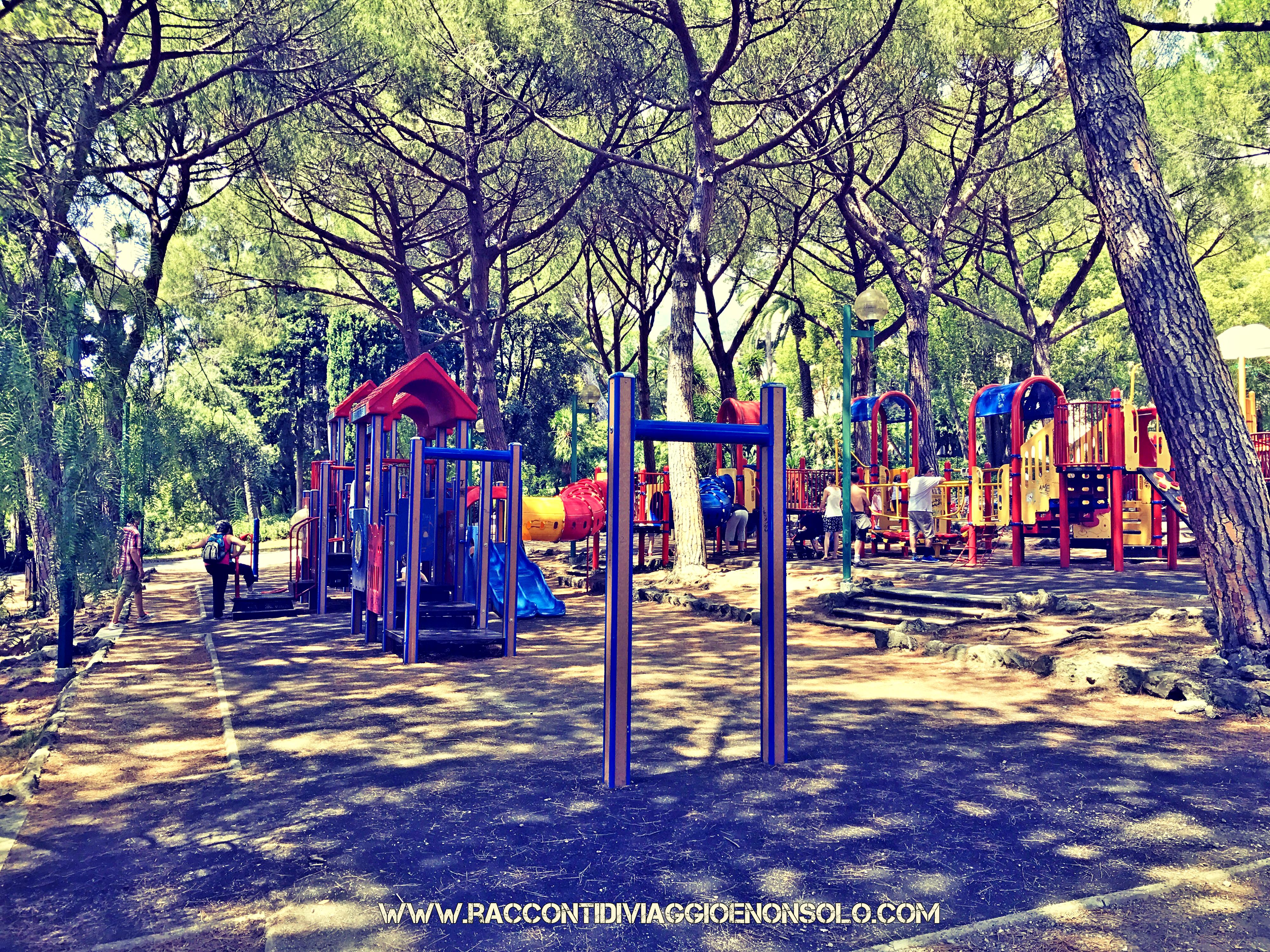 Playground Nervi