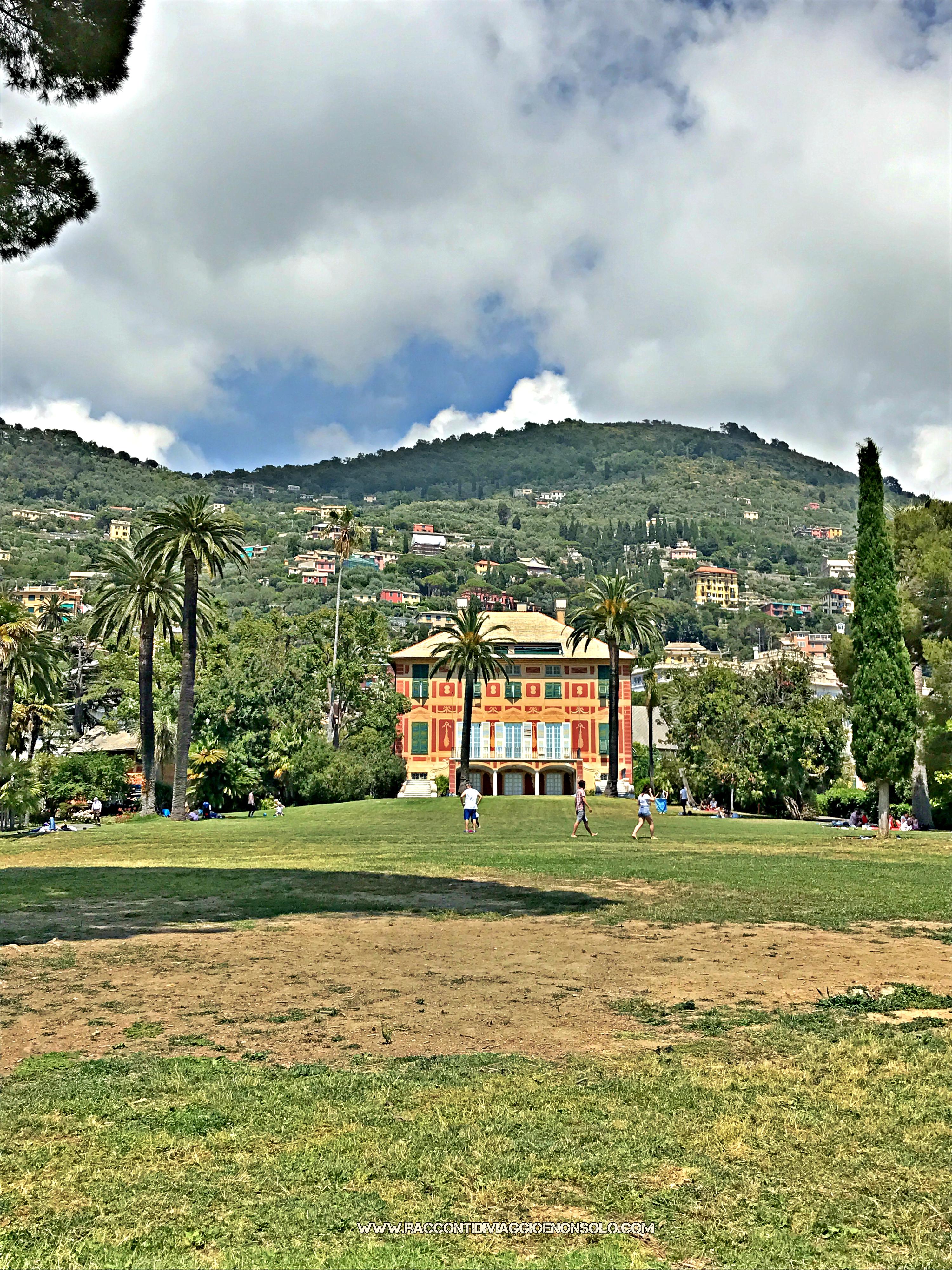 Villa Grimaldi Nervi