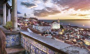 Weekend romantico a Lisbona