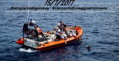 Il rilascio della tartaruga caretta Mirella a Portofino con Acquario di Genova