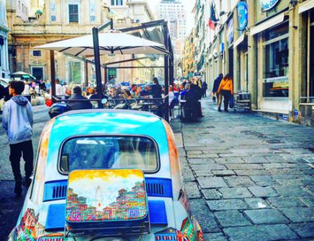 Weekend a Genova : il mio itinerario di viaggio in famiglia