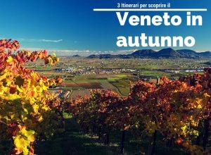 Veneto da scoprire in autunno : cosa fare nei dintorni di Jesolo