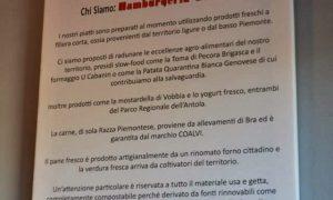 La Moucca-Hamburgeria Genovese : una piacevole sorpresa