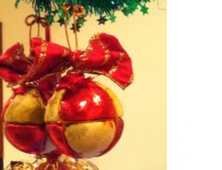 Idea regalo fai da te : palline di Natale