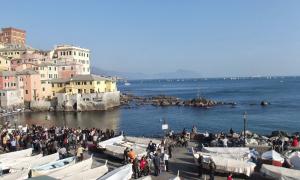 #Genova : il lungomare e #Boccadasse