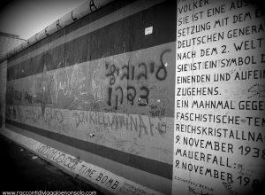 Il muro di #Berlino