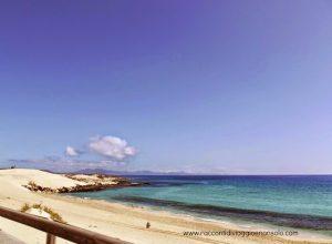 #Corralejo a #Fuerteventura : paradiso di sabbia e mare