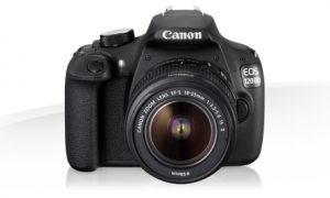 Parliamo di macchine fotografiche : di Canon, reflex e Go-Pro ?