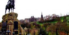 #Edimburgo : la città dei fantasmi
