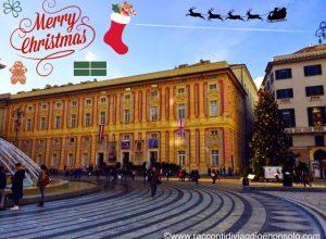 Il Natale e i presepi di #Genova e #Liguria