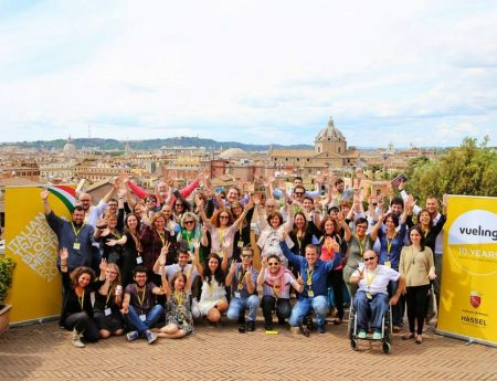 #ITBMRoma2014 – #Vueling TBM in Italia