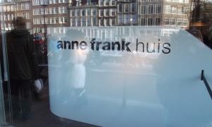 La Casa di Anne Frank ad #Amsterdam