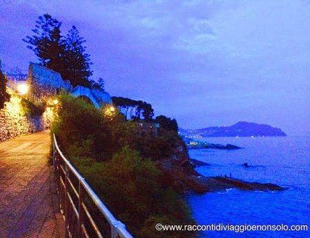 La passeggiata di Nervi a #Genova
