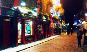 #Dublino, Temple Bar ed i suoi pub