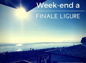 Weekend a Finale Ligure in Liguria