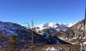 Sciare nella Via Lattea tra Claviere, Sestriere e MontGenevre