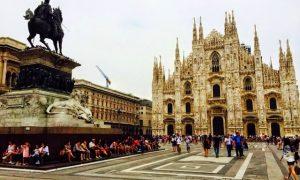 #Milano : città dai mille volti