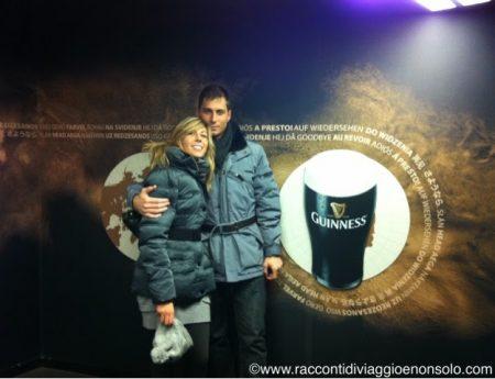La Guinness Storehouse di #Dublino