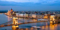 5 buoni motivi per andare a #Budapest