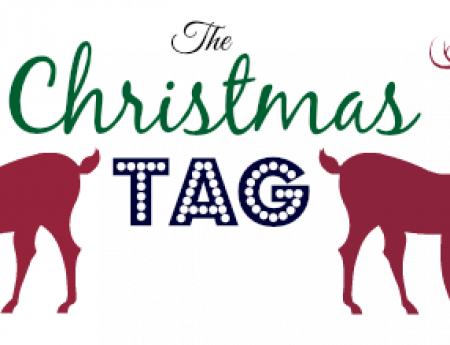The Christmas tag !