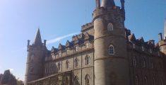 Itinerario nelle #Highlands di #Scozia : Inveraray – Oban – Isola di Mull