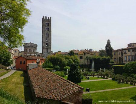 Viaggio a Lucca per  #ITALIANTREASURES tra sport, natura e buona cucina