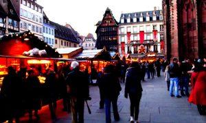 I mercatini di Natale a Strasburgo : informazioni e alloggio