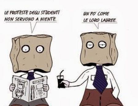 Essere studenti-lavoratori nella società di oggi .