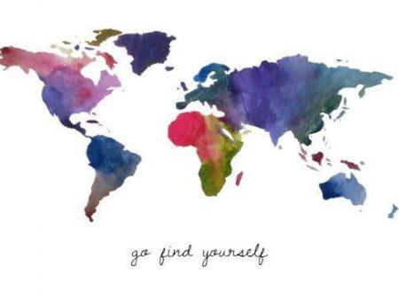 Meno oggetti, più viaggi.