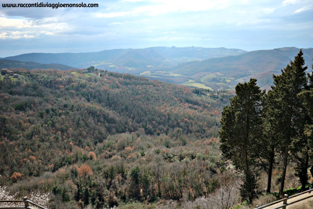 Parrano e la Val di Chiana