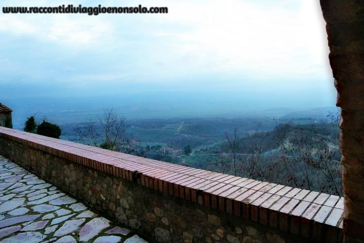 Vista da Monteleone d'orvieto