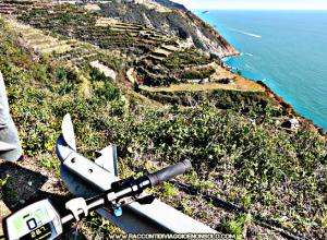 Visitare le Cinque Terre in e-bike