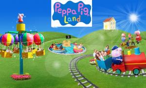 PeppaPigLand la novità 2018 di Gardaland #gardalandpeppapigland