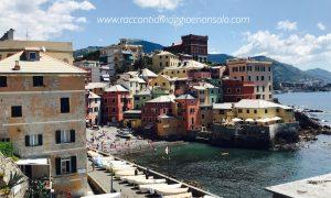 Le spiagge a Genova : il mare in città