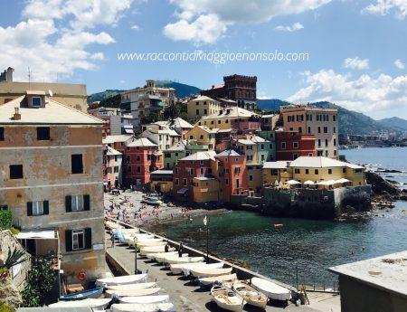 Le spiagge di Genova : il mare in città