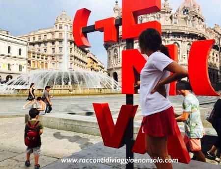 #orgogliogenova : 3 itinerari turistici per scoprire Genova come un local!