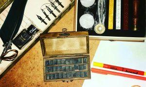 #VikingInternationalPenPals : dalla tastiera del pc alla carta scritta a mano