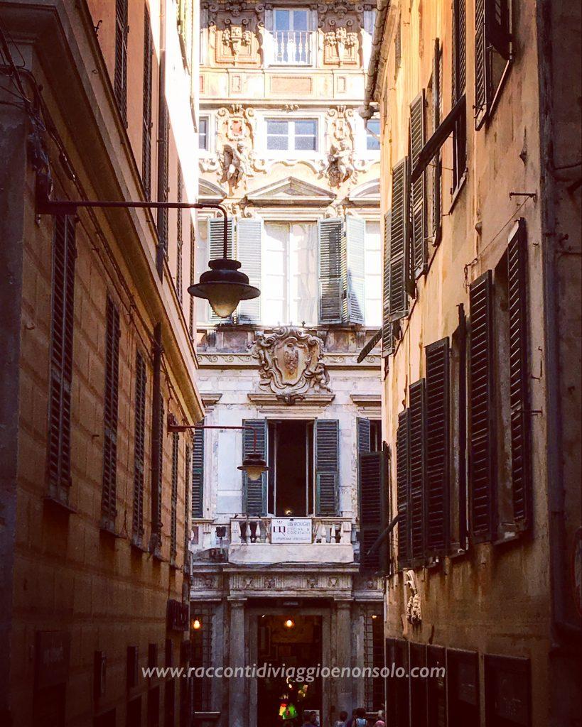 Natale a Genova e caruggi