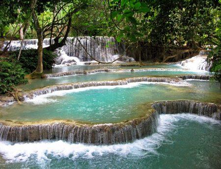 Vacanza di fine anno in Laos