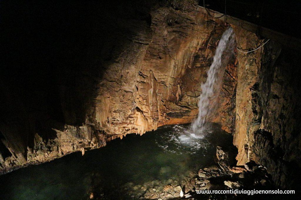 Cascata Grotta di Bossea