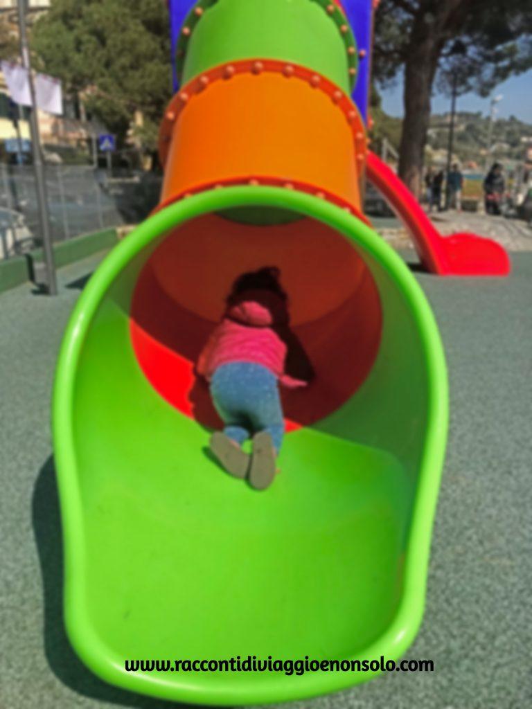 Parco Giochi a Portovenere