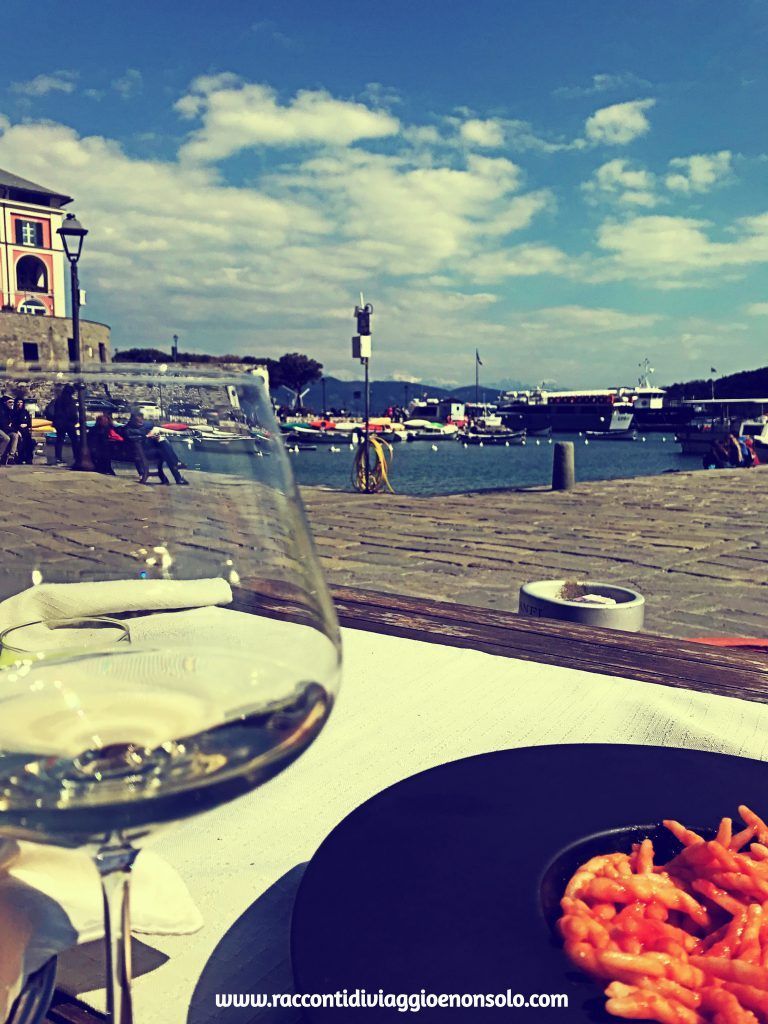 """Trattoria """"La Marina"""" a Portovenere"""
