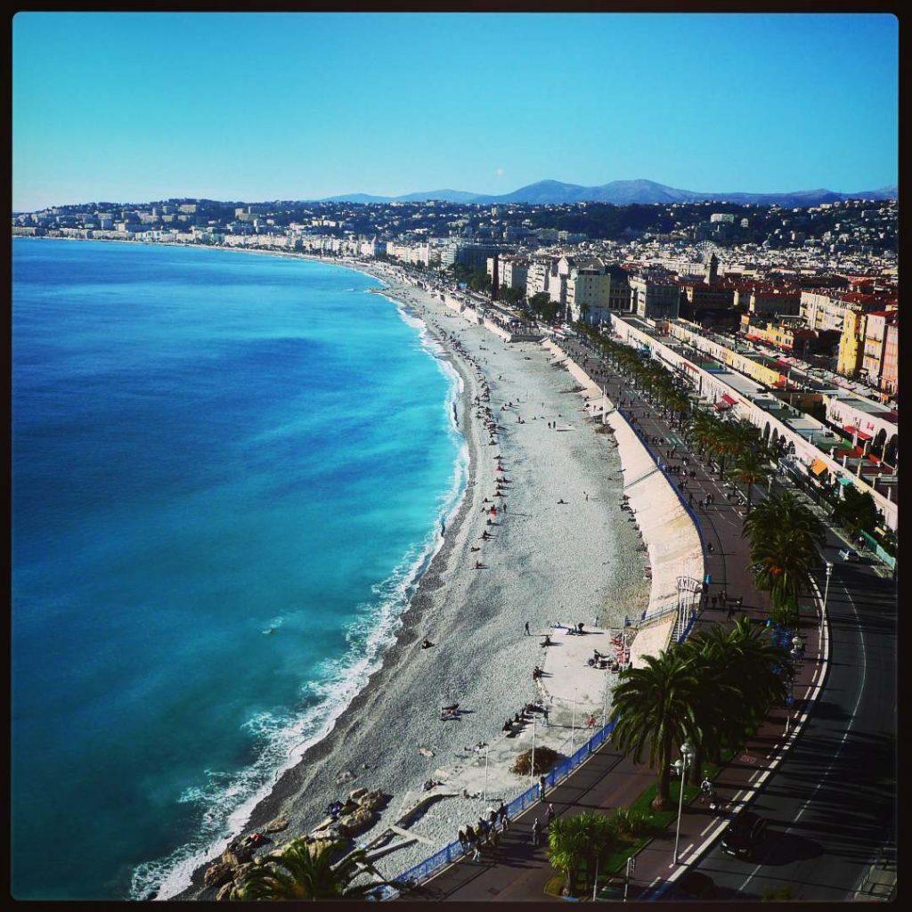 Nizza - la Promenade des Anglais