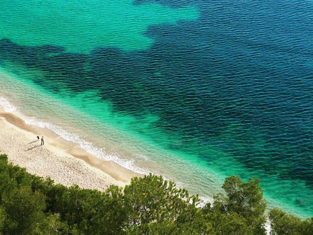 Villefranche sur Mer - spiaggia