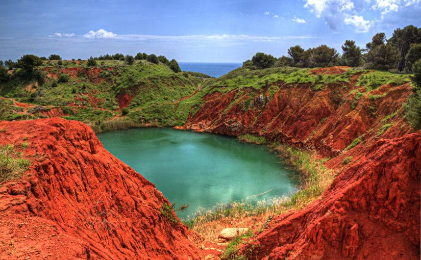Salento - Cava di Bauxite