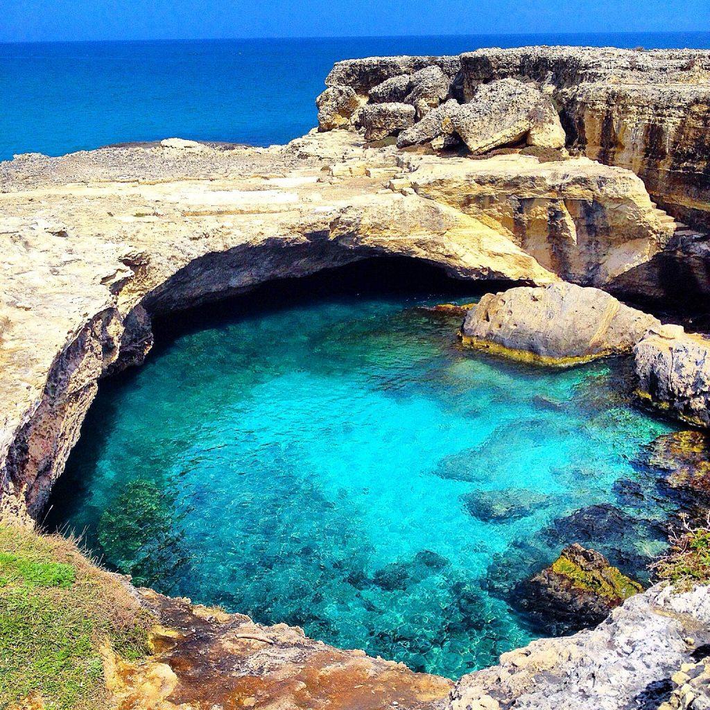 Salento - Grotta della Poesia