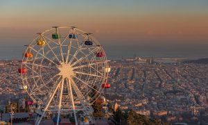 La Barcellona di Gaudì : Parc Guell – Casa Battlo – Sagrada Familia